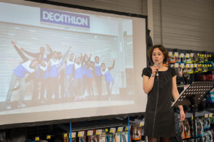EMKA Photographe - Reportage événement entreprise - Inauguration nouveau magasin - Decathlon Seynod