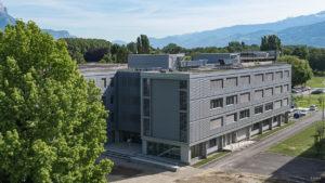 EMKA Photographe - Annecy - Grenoble - Reportage de Chantier - Vue d'ensemble