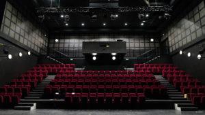 EMKA Photographe - Annecy - Grenoble - Reportage de Chantier - Amphithéâtre