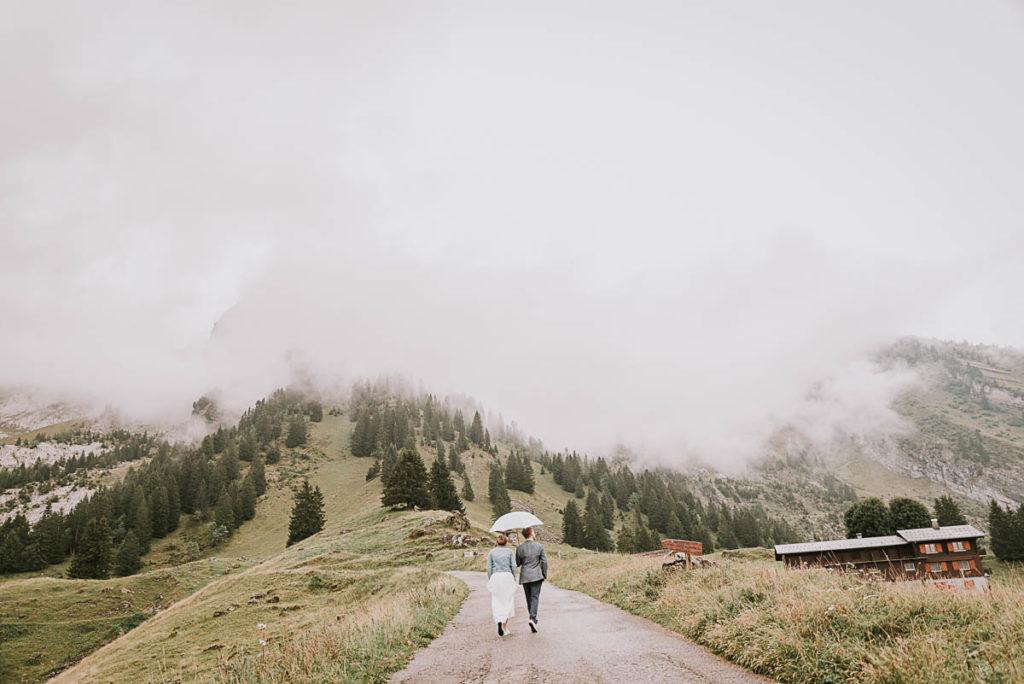 Reportage Mariage Annecy - Cérémonie laïque La Clusaz - Photographe Haute Savoie - EMKA Photographe