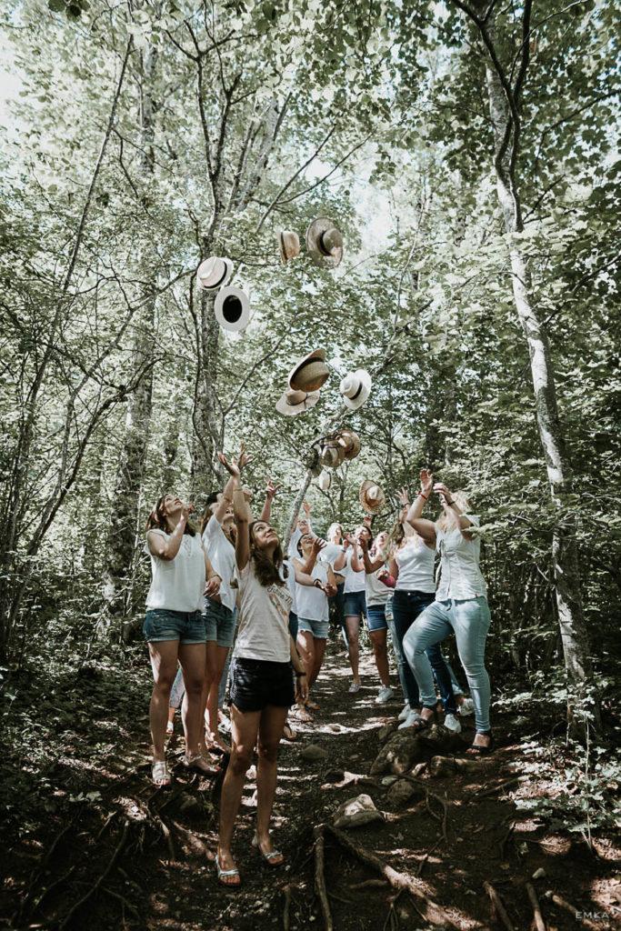EVJF - Enterrement de vie de jeune fille - Séance photo Annecy - EMKA Photographe