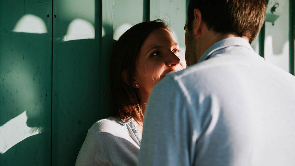 Séance couple Menthon Saint Bernard - Photographe Annecy - EMKA Photographe