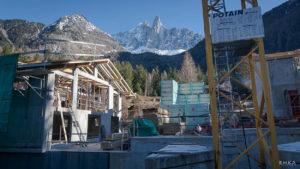 EMKA Photographe - Annecy - Chamonix - Reportage de Chantier - Vue montagne