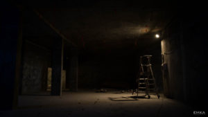 EMKA Photographe - Annecy - Chamonix - Reportage de Chantier - Sous-sol