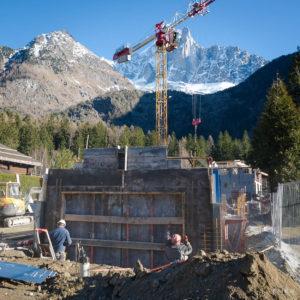 EMKA Photographe - Annecy - Chamonix - Reportage de Chantier - Montagne
