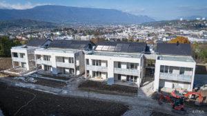 EMKA Photographe - Annecy - Chambéry - Reportage de Chantier - Facade